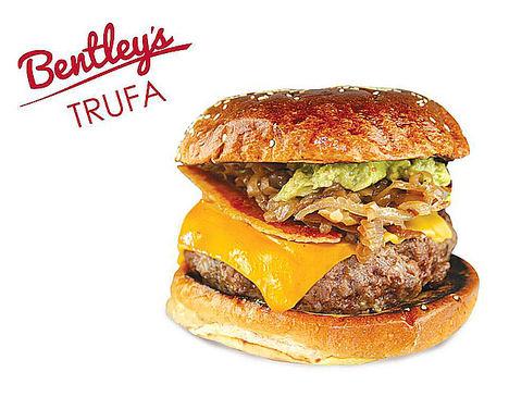 Bentley's Burger, la cadena de hamburguesas que inventó el reto de kilo!