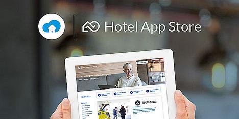 SiteMinder ofrece la primera conexión universal a aplicaciones con cientos de servicios para huéspedes de cualquier hotel