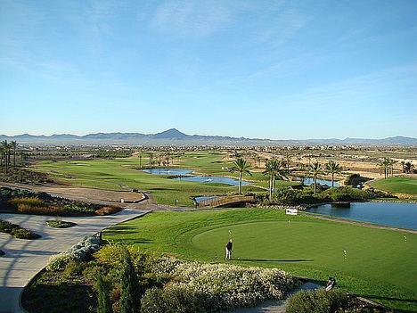 El resort Hacienda del Álamo acogerá el XXXII campeonato PGA de España