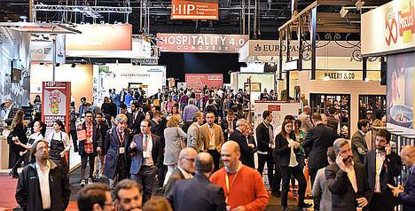 HIP2019 bate todos los récords con 25.314 visitantes y se consolida como la mayor cita de innovación para el sector Horeca