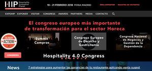 HIP y Marcas de Restauración impulsan el mayor encuentro internacional del sector