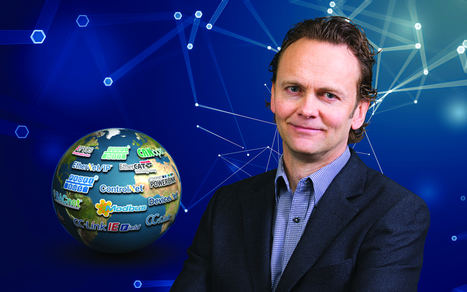 Anders Hansson, responsable de marketing en HMS Networks.