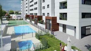 Tectum inicia una nueva promoción de 90 viviendas en Rivas-Vaciamadrid