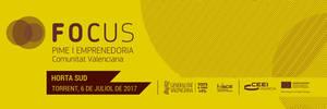 Presentación de Focus Pyme y Emprendimiento Horta Sud en Torrent