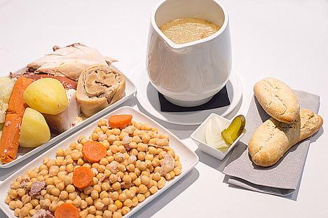 Regresa al hotel Indigo Madrid Gran Vía el plan gastronómico más esperado del invierno: ¡Domingos de cocido y siesta! tradición 100% made in Madrid
