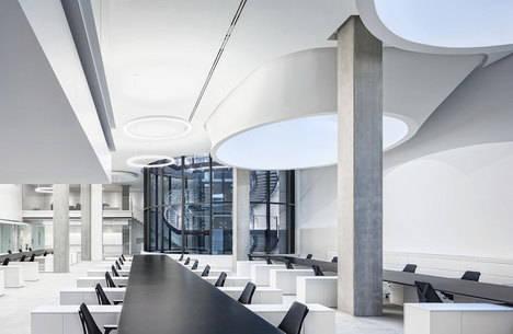 Proyecto de Ofita en Vancouver: amuebla la sede del estudio de arquitectura HPA
