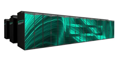 HPE gana un contrato de más de 160 millones de dólares para desarrollar una de las supercomputadoras más rápidas del mundo