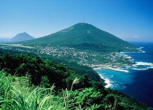 Hachijojima Island (Izu Islands).