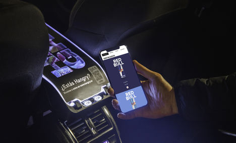 Hangry, la startup que convierte los VTC y taxis en tiendas móviles, aterriza en Barcelona