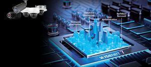 Hanwha Techwin desvela su nuevo y ultra poderoso chipset Wisenet 7