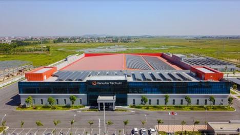 Hanwha Techwin inaugura una nueva fábrica en Vietnam