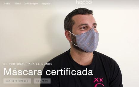 Happo Mask: Dos meses de actividad y un millón de euros facturados