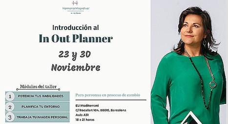 Harmonia Integrativa presenta su primer taller: Introducción al In Out Planner