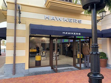 HAWKERS llega al nuevo Designer Outlet McArthurGlen de Málaga