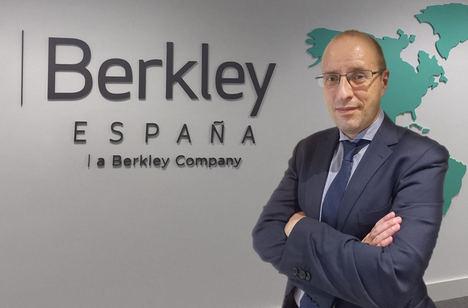 Berkley España nombra a Héctor de la Huerta como nuevo Director de Líneas Financieras y R.C. Profesional
