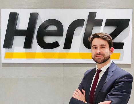 Helio Loureiro, nombrado nuevo Director Comercial de Hertz España