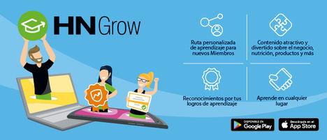 Herbalife Nutrition lanza su primera aplicación móvil formativa para distribuidores