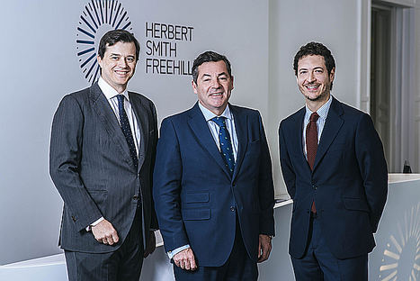 Herbert Smith Freehills integra al Despacho Arias, especializado en litigación y arbitraje