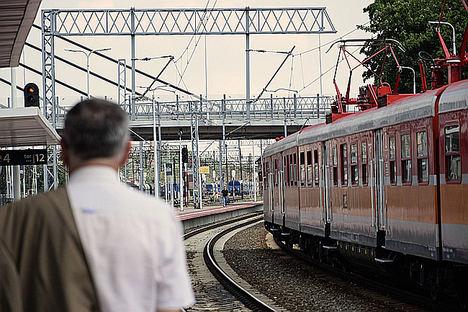 Hergoros cumple 25 años como especialista en el sector del ferrocarril