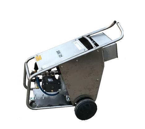 Las hidrolimpiadoras de gasolina marcan el camino a seguir en la limpieza doméstica e industrial