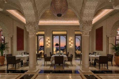 Hilton Tangier Al Houara Resort & Spa, Restaurant L'Olivier.