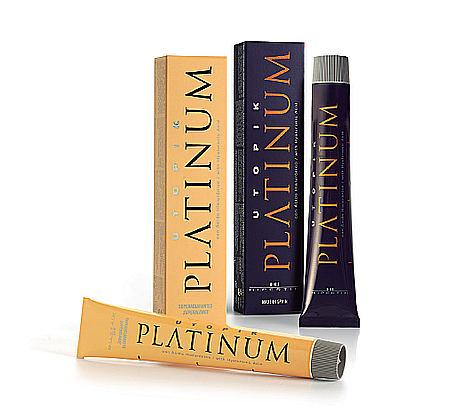 Hipertin lanza al mercado 32 nuevos tonos de color para su gama Utopik Platinum