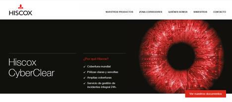 Riesgos cibernéticos cubiertos de la forma más clara con Hiscox CyberClear