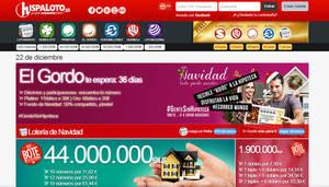 Las ventas online de lotería de Navidad suben un 15%