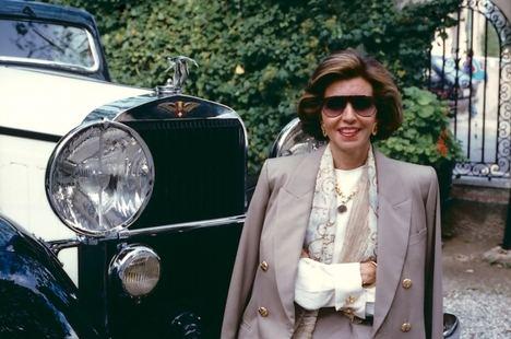 Carmen, la inspiración del Hispano Suiza más avanzado