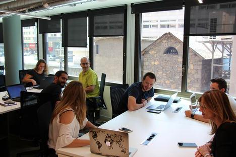 Un nuevo concepto de coworking llega a Andorra con BOMOSA