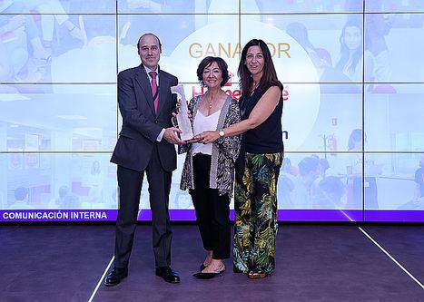 HomeServe, galardonado en los VIII Premios del Marketing y Comunicación en el Sector Asegurador