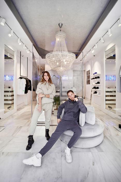Homiés Marbella la marca marbellí que conquista a la realeza saudí