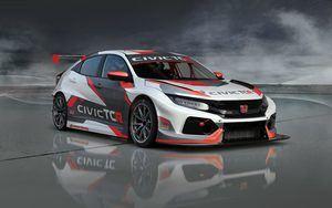 Nuevo Honda Civic TCR para el campeonato WTCR de la FIA