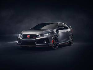 Debut del Civic Type R Prototype en Asia
