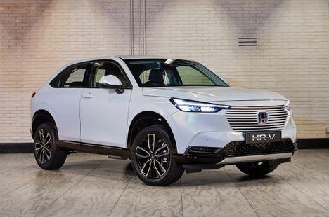 El nuevo Honda HR-V E:HEV llegará a España en febrero de 2022