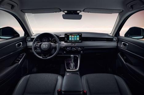 El nuevo Honda HR-V híbrido marca parámetros de confort interior