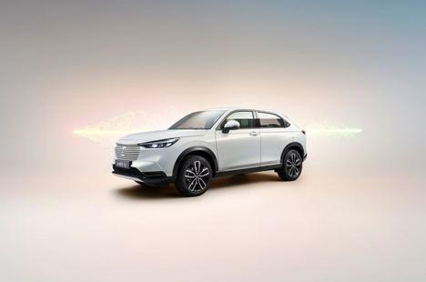 Nuevo Honda HR-V e:HEV