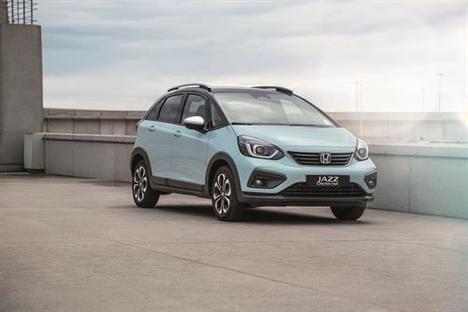 Nuevo Honda Jazz con tecnología híbrida e:HEV