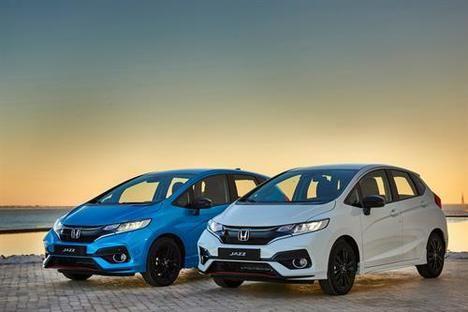 Nueva gama del Honda Jazz 2018