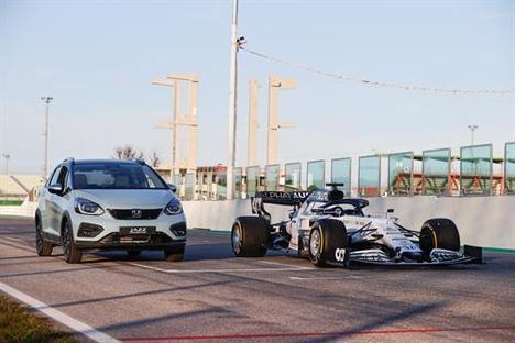 El nuevo Honda Jazz, inspirado en la tecnología híbrida de la F1