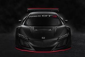 Debut del Honda NSX GT3