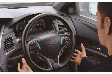 Honda introduce el sistema Honda Sensing Elite