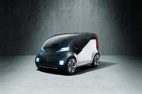 Presentación mundial del Honda Sports EV Concept