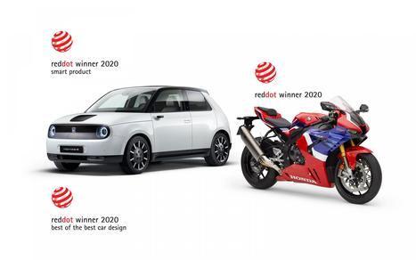 "Premio ""Best of the Best 2020"" para el Honda e"