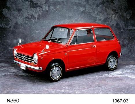 Rojo, el color por excelencia de Honda