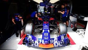 Honda suministrará motores a Red Bull Racing de Fórmula 1 en 2019