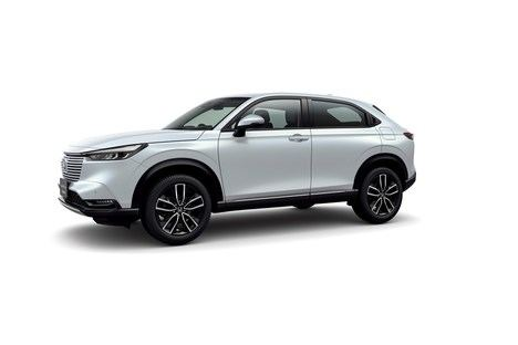 Honda desvela el nuevo HR-V Hybrid