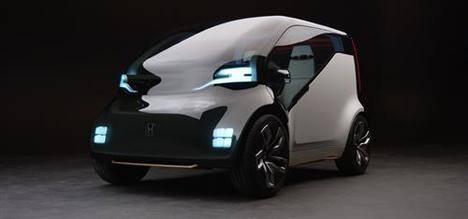 """Honda desvela su """"Ecosistema de Movilidad Cooperativa"""""""