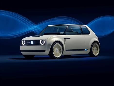 Honda en el Salón del Automóvil de Ginebra 2018