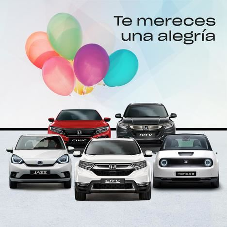 Honda lanza una promoción para no pagar nada hasta octubre